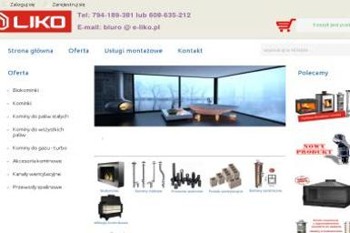 Firma LIKO - Architektura Wnętrz Piła