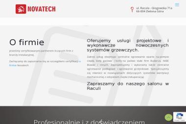 Novatech Sp. z o.o. - Pompy ciepła Zielona Góra