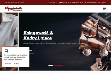 Biuro rachunkowe e-podatnik Sp. z o.o. - Usługi finansowe Zamość
