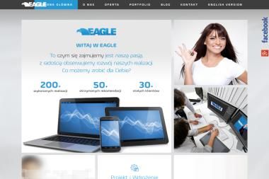 EAGLE Dudys Arkadiusz - Strona www Tychy