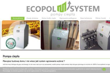 Ecopol-System - Kolektory słoneczne Mińsk Mazowiecki