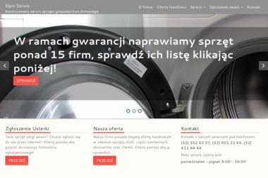 Firma Usługowo Handlowa Elpro Serwis - Naprawa drobnego sprzętu AGD Katowice