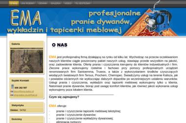 EMA - Czyszczenie Tapicerki Meblowej Kalisz
