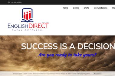 English Direct - Szkoła językowa Ostrołęka