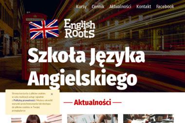 English Roots Szkoła Języka Angielskiego Katarzyna Morton - Nauczyciele angielskiego Słupsk