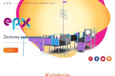 EPX Architektura Ogrodowa - Biuro Architektoniczne Pustków