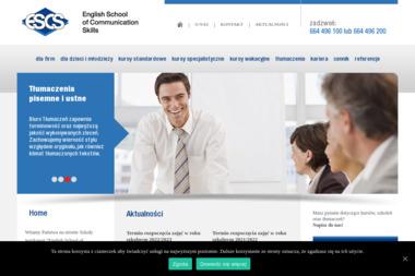 English School of Communication Skills - Szkoła językowa Katowice