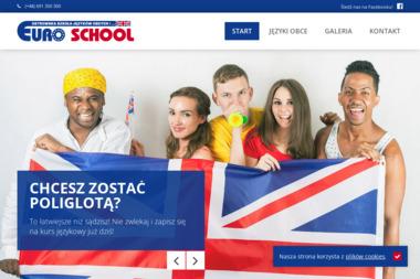 Euro-School - Nauczanie Języków Ostrów Wielkopolski