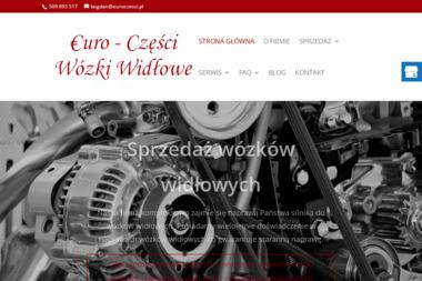 EURO CZĘŚCI Wózki Widłowe - Wózki widłowe Gliwice
