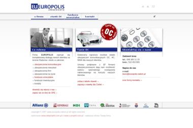 Agencja Ubezpieczeniowa Europolis - Ubezpieczenie Samochodu Radom