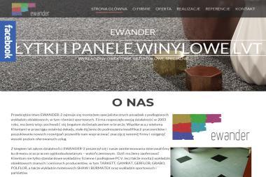 EWANDER-2 - Posadzki Starogard Gdański