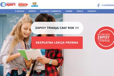 Centrum Językowe EXPERT - Nauczyciele angielskiego Nysa