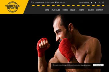 Fabryka Sportu - Trener personalny Chełm