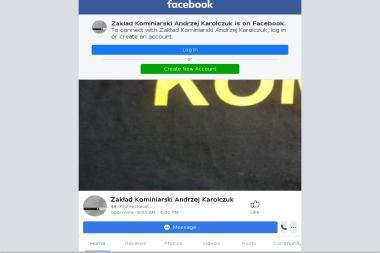 Zakład Kominiarski. Andrzej Karolczuk - Klimatyzacja Nowy Dwór Gdański