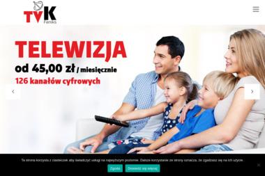TVK FENIKS - TELEWIZJA KABLOWA - Internet Zgorzelec