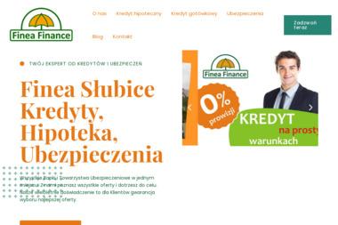 Finea Kredyty i Ubezpieczenia - Ubezpieczenia grupowe Słubice