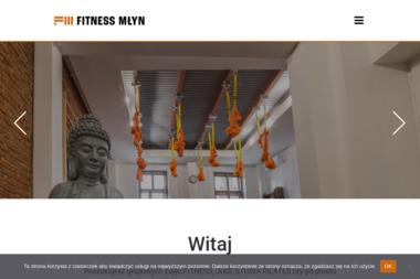 Fitness Młyn - Nauka pływania Kraków