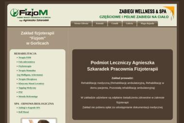 Fizjom - Gabinet Masażu i Rehabilitacji Leczniczej - Salon Masażu Gorlice