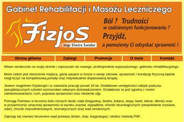 FizjoS - Gabinet Masażu Gorlice