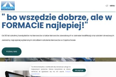 O.S.K. FORMAT - Szkoła jazdy Częstochowa