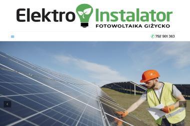 Elektro-Instalator - Fotowoltaika Giżycko