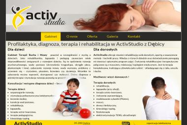 ActivStudio - Logopeda Dębica