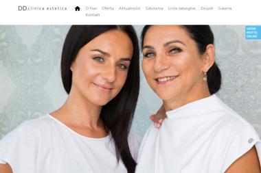 Gabinet Kosmetyczny - DD Clinica Estetica - Dietetyk Wieliczka
