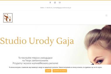 Studio Urody Gaja - Manicure i pedicure Kluczbork