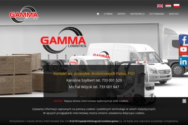 GAMMA LOGISTICS - Magazynowanie i przechowywanie Włocławek