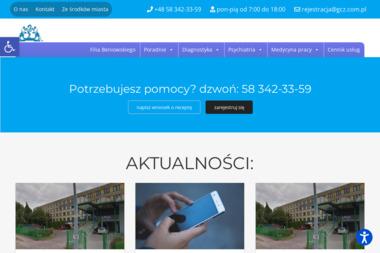 GCZ - Poradnia Psychologiczna Gdańsk