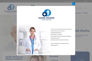 Spółka Medyczna Gdańsk Południe - Rehabilitanci medyczni Gdańsk