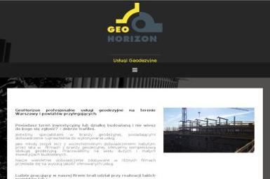 Geohorizon - Geodeta Warszawa