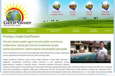 GEOPOWER - Kolektory słoneczne Skierniewice