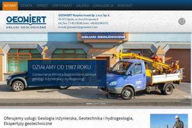GEOWIERT - Roboty Ziemne Opole