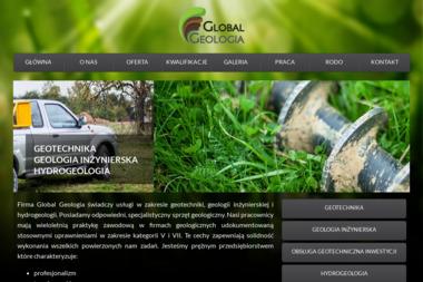 GLOBAL GEOLOGIA - Usługi Geologiczne Wieliczka