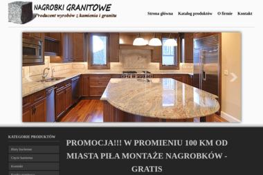 Stone Industries Sp. z.o.o. - Nagrobki Biała