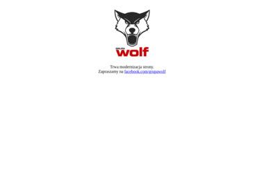 """GRUPA """"WOLF"""" - Biuro Ochrony Sosnowiec"""