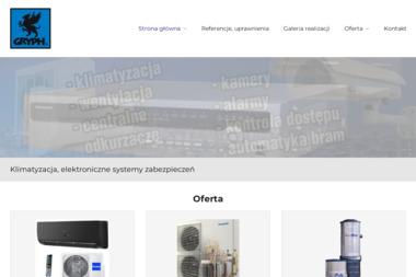 Firma Handlowo-Usługowa GRYPH - Montaż Alarmów Korczyna