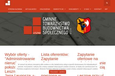 Gminne Towarzystwo Budownictwa Społecznego Sp. z o.o. - Budownictwo Leszno