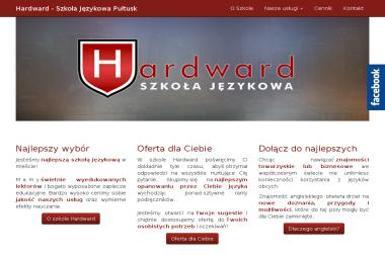 Hardward Szkoła Językowa Michał Pajewski - Język Angielski Pułtusk