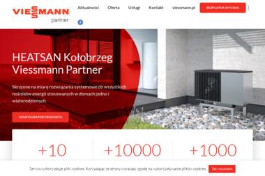 HEATSAN sp. z o.o. - Kolektory słoneczne Budzistowo