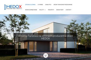 Hedox. s.j. Produkcja Okien. Import, Eksport - Skład budowlany Bytom