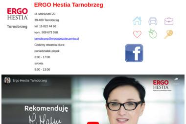 ERGO Hestia Tarnobrzeg - Finanse Tarnobrzeg