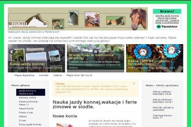 SJK Hucuł - Agroturystyka Myślenice
