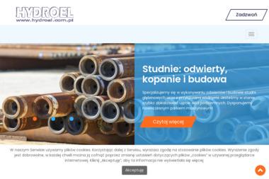 HYDROEL - Badania Geologiczne Gruntu Zagórzany