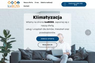 IceBOSS - Instalacje Wieruszów