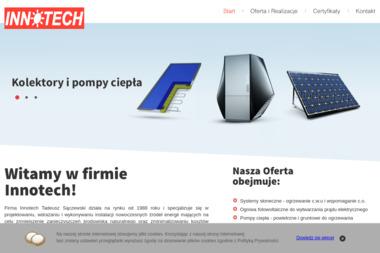 INNOTECH - Kolektory słoneczne Gdynia
