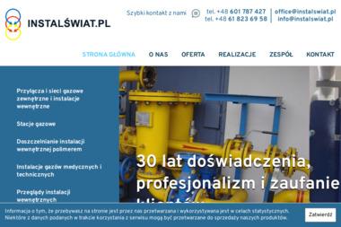 Zakład Rzemieślniczy Jacek Świątek - Usługi Geologiczne Poznań