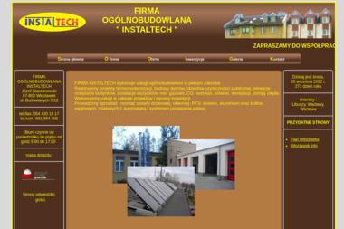FIRMA OGÓLNOBUDOWLANA INSTALTECH - Ocieplanie Pianką Włocławek