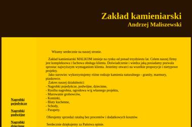 MALKOM - Kamieniarstwo Siedlce